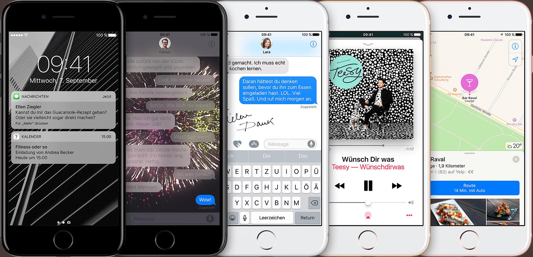 Iphone X Modelle Vergleichen