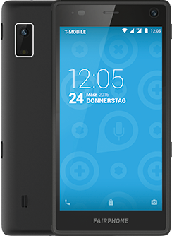Fairphone 2 bei T-Mobile