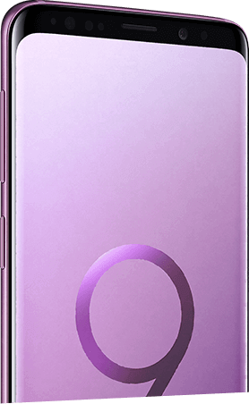 Infinity Display beim Samsung Galaxy S9 & S9+