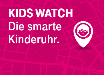 Kids Watch - die smarte Kinderuhr