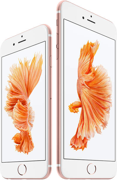 iPhone 6s und iPhone 6s Plus