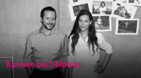 Karriere bei T-mobile