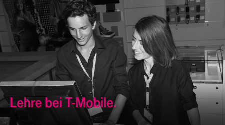 Lehre bei T-mobile